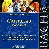 Bach, J.S.: Cantatas, Bwv 77-79