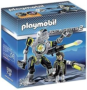 Playmobil - 5289 - Jeu de Construction - Robot des Mega Masters