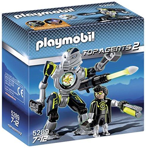 Playmobil  5289 - Robot Dei Mega Masters