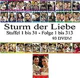 Sturm der Liebe - DVD Box 1-31 (93 DVDs)