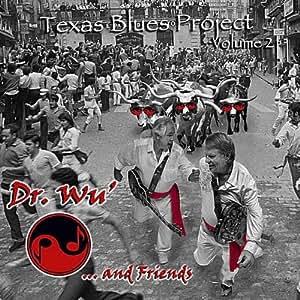 Vol.2-Texas Blues Project