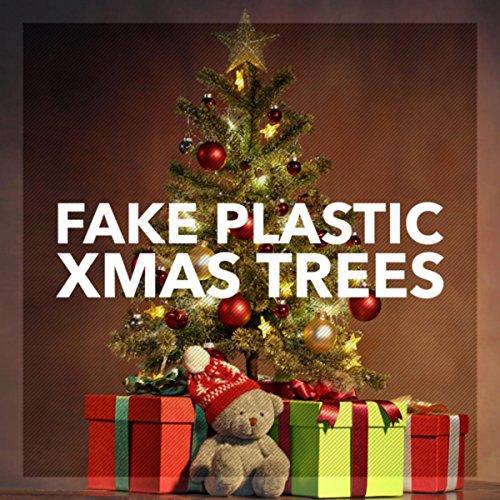 Fake Plastic Xmas Trees -
