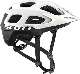 Scott Vivo MTB Fahrrad Helm schwarz matt 2019