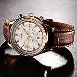 Luca Maranello Nobile Chronograph Gold/Silber G4825/2