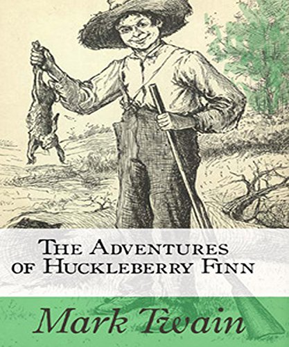 a book report on the adventures of huckleberry finn a novel by mark twain
