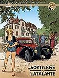 Les aventures de Betsy T1 Grand format - Le sortilège de l'Atalante
