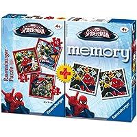 Ultimate Spider-Man - Multipack Memory + 3 puzzle (Ravensburger 07359 7)