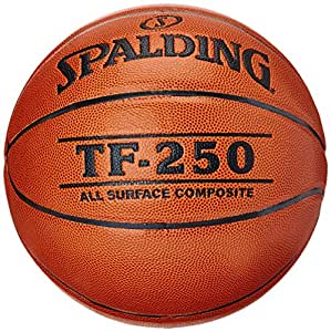 Spalding TF250 in/out 74-537Z Ballon de basket Taille 5