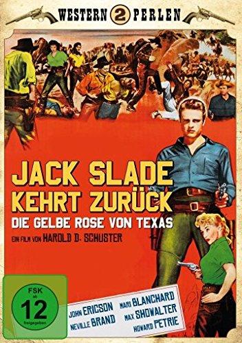 Jack Slade kehrt zurück - Die gelbe Rose von Texas - Western Perlen 2 (Dragons American)