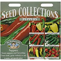 Mr. Fothergill's 13642 Pepper Seed Collection