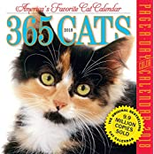 365 Cats 2018 Page-A-Day Calendar