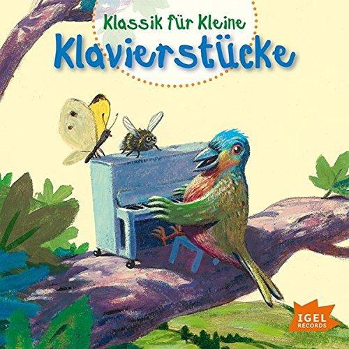 Buchcover Klassik für Kleine: Klavierstücke