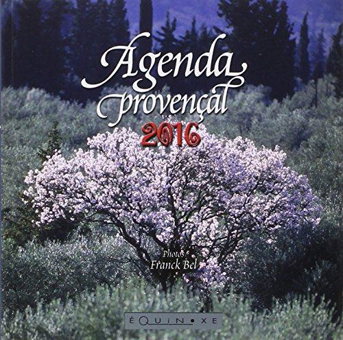 Agenda provencal 2016 : Petit format lavande