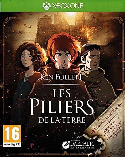 Ken Follett Les Piliers de la Terre Xbox One