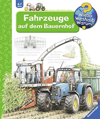 Preisvergleich Produktbild Fahrzeuge auf dem Bauernhof (Wieso Weshalb Warum, Band 57)