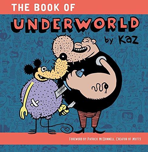 The Book Of Underworld