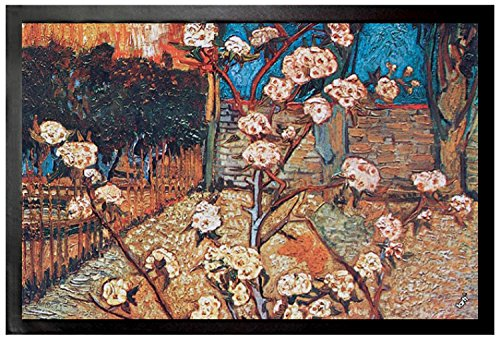 1art1-97333-vincent-van-gogh-bluhender-birnbaum-1888-detail-fussmatte-turmatte-60-x-40-cm