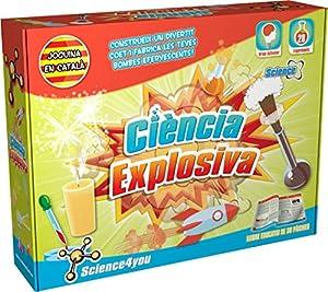 Science4you-Ciència explosiva, edición en catalán (484037)