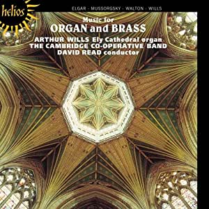 Music for Organ and Brass Band
