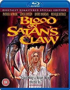 Blood on Satan's Claw [Blu-ray] [Import anglais]