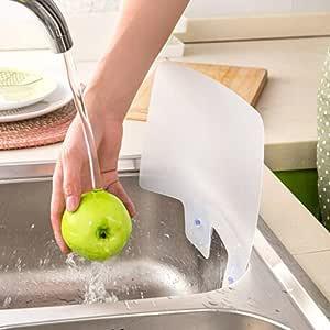 Cucina lavaggio deflettore prevenire spruzzi d acqua Guard Board utile lavandino