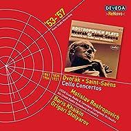 Dvořák & Saint-Saëns: Cello Concertos