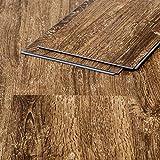 Klick Vinylboden Eiche Ontario Holzoptik Klicksystem 4,0mm Vinyl Bodenbelag Vinstar