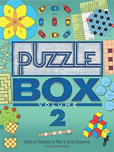 Matchstick Garden (Puzzle Box Volume 2)