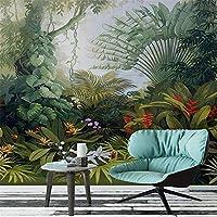 Amazon Fr Foret Tropicale Stickers Muraux Peintures Outils Et