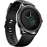 """boAt Flash Edition Smartwatch with Activity Tracker,Multiple Sports Modes,Full Touch 1.3"""" Screen,Sleep Monitor,Gesture, Camer"""