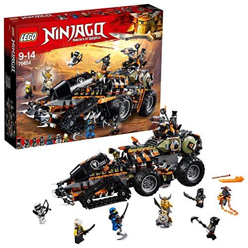 LEGO 70654 Drachen-Fänger Bunt