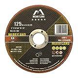 Merryland 125 X 1,0 Experten-line Trennscheibe für Edelstahl Metall 25 Stück