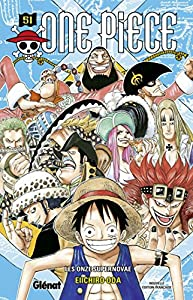 One Piece Edition originale Les onze supernovae