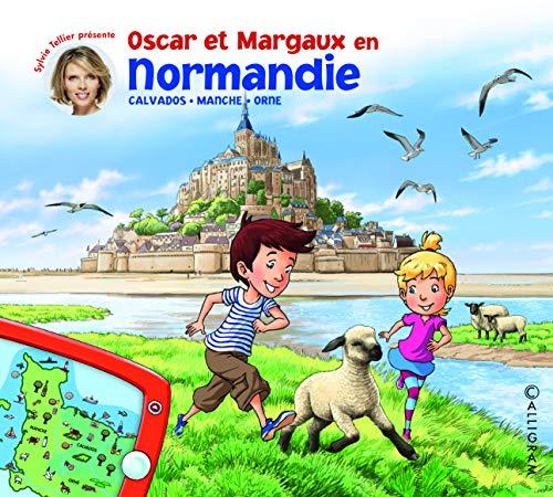 Oscar et Margaux en Normandie (10) par Sylvie Tellier