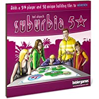 Suburbia 5 Star - Board Game