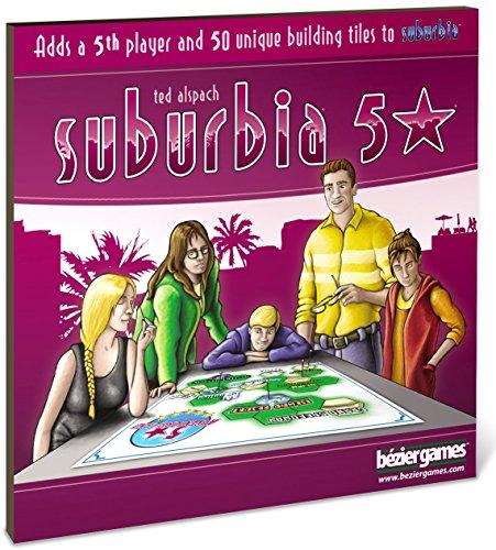 Suburbia 5 Stars Expansion