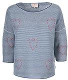 Lieblingsstück Damen Pullover Patricia Größe 38 Blau (blau)