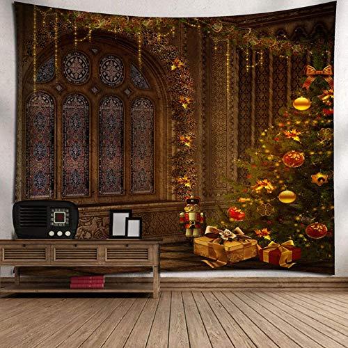 Zuonuoo addobbi natalizi personalizzati per la casa decorazioni per la casa tappezzerie per pareti tappezzeria agriturismo decor stampa digitale poliestere 8 dimensioni_150x200cm