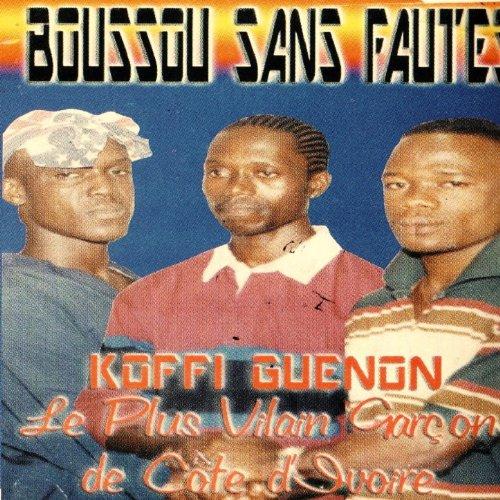 Koffi Guenon, le plus vilain garcon de Côte d'Ivoire