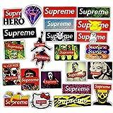 Best Laptop Brands - jaglo 23Pcs/Lot Supreme Stickers For Car Laptop Motorcycle Review