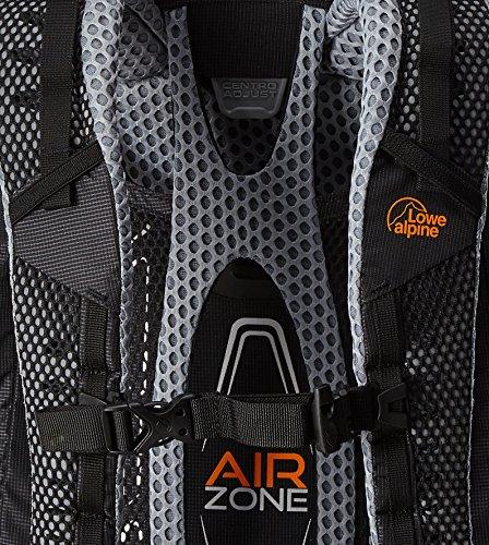 Lowe Alpine Rucksack AirZone Trek+ 35:45, Black, 69 x 34 x 31 cm, 35 Liter, FTE-32-BL