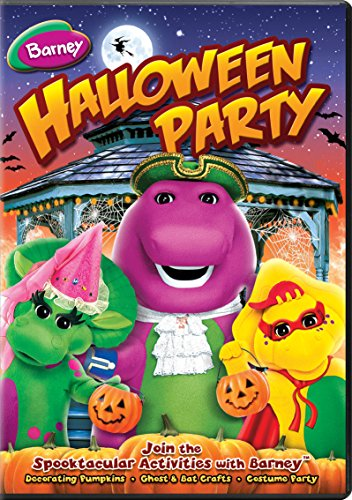 Halloween Party / (Full Dub Dol Ocrd Rpkg) [DVD] [Region 1] [NTSC] [US Import]