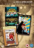 The Wes Anderson 3 Movie Collection [DVD]