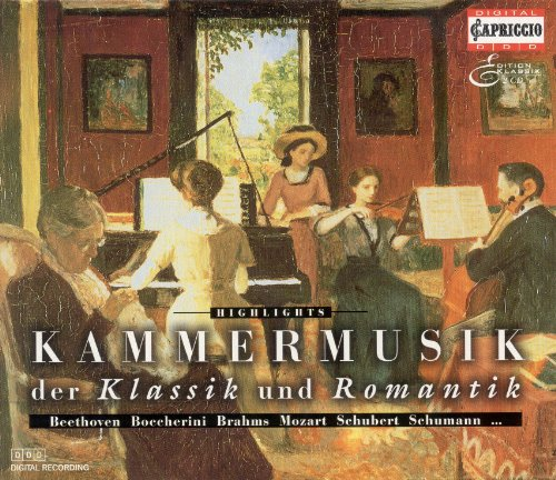 Chamber Music (Romantic 19Th C...