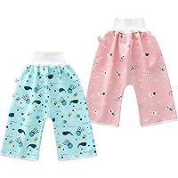 Happy Cherry - Baby Urinary Pants Training Shorts Prevent Nocturia Anti-Feakage Shorts Pure Cotton Prevent Mouillant Le…