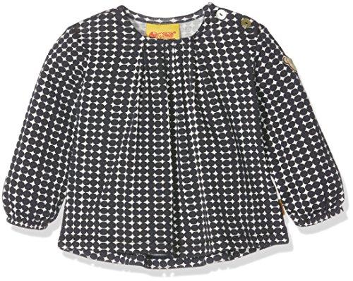 Steiff Baby-Mädchen Langarmshirt T-Shirt 1/1 Arm 6713021, Mehrfarbig (Allover 0003), 80