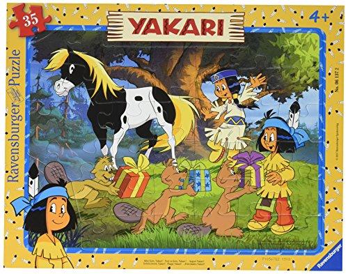 Ravensburger 06137 - Alles Gute, Yakari! Kinderpuzzle
