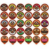 Best Flavored K Cups - 30-count Crazy Cups Flavored Coffee Single Serve Cups Review