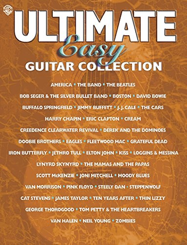 Ultimate Easy Guitar Collection - Collection Ultimate Easy Guitar
