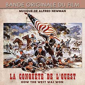 La Conquête de l'Ouest (How The West Was Won) - Bande Originale du Film / BOF - OST